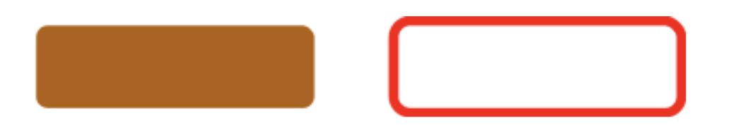panneau rectangulaire