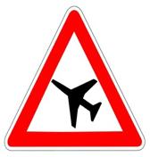 Panneau-traversee-air-danger-aerien