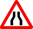 Panneau-danger-chaussee-retrecie-droite-et-gauche