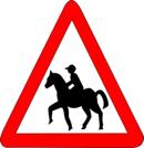 Panneau-danger-passage-cavaliers