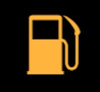 Voyant-orange-niveau-carburant