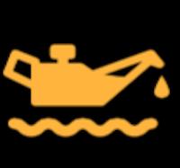 Voyant-orange-niveau-d-huile