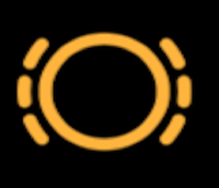 Voyant-orange-plaquette-de-frein