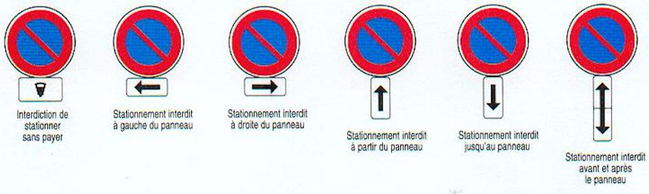 Panonceaux-de-stationnement-interdit
