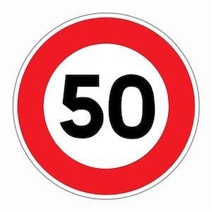 Limitation-vitesse-50