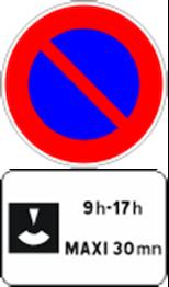 Panneau-stationnement-disque