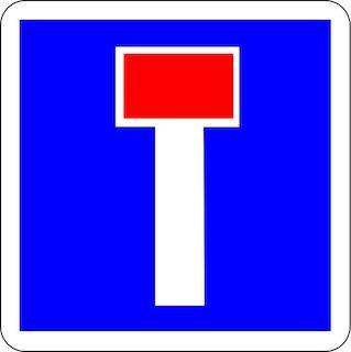 Panneau-voie-sans-issue-C13a